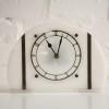 Bakelite Deco Mantel Clock1