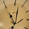 Ceramic 1960s Wall Clock by Smiths3