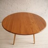 Ercol Drop Leaf Dining Table 1