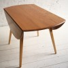 Ercol Drop Leaf Dining Table 2