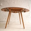 Ercol Drop Leaf Dining Table 3