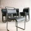 Industrial Stacking Chairs by Pel1