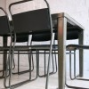 Industrial Stacking Chairs by Pel2