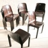 Magestretti 'Selene' Chairs 1