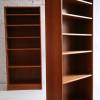 Pair of Danish Teak Bookcases
