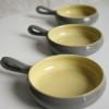 Set of 3 Denby Bowls