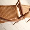 Set of 4 Dining Chairs by Arne Hovmand-Olsen for Mogens Kold Denmark3
