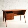 Teak 1960s Danish Desk