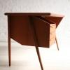 Teak 1960s Danish Desk 3