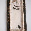 Wye Pottery Flower Wall Plaque 3