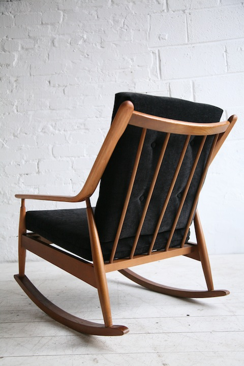 1960s Rocking Chair