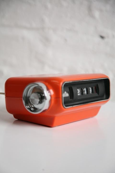 Sankyo Digital 4000 1970s Roll Clock1