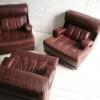 Tetrad Leather Chairs : Sofa1