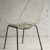 1950s Wire Chair