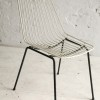 1950s Wire Chair1
