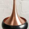 1960s Copper Ceiling Light 1