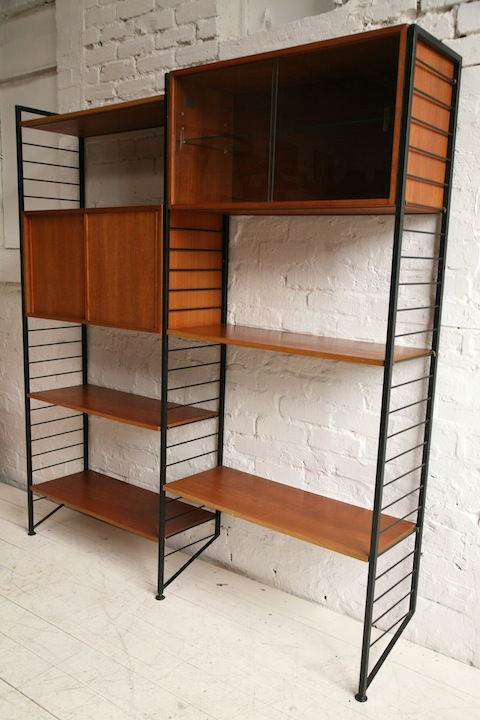 1960s Ladderax Storage Unit