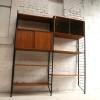 1960s Ladderax Storage Unit1