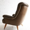 1960s Leather Armchair 1