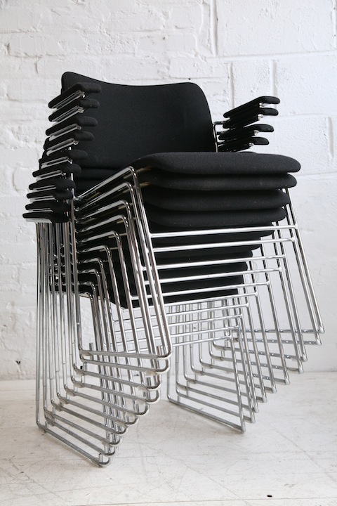 David Rowland 40:4 Stacking Chairs