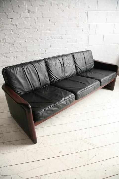 Dyrland Danish Sofa