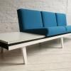 George Nelson Steel Framed Sofa1
