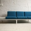 George Nelson Steel Framed Sofa3