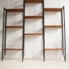 Ladderax Bookcase 1