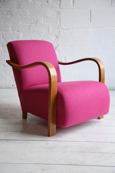 1930s Pink Chair