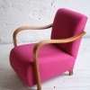 1930s Pink Chair4