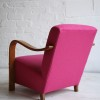 1930s Pink Chair5