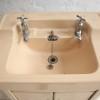 1950s Cast Iron Freestanding Sink by Augustan 2