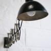 1950s German Scissor Wall lamps