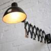 1950s German Scissor Wall lamps2