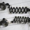 1950s German Scissor Wall lamps3