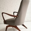 1960s Spring Rocking Chair2