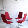 1970s Chrome Dining Chairs1