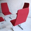 1970s Chrome Dining Chairs2