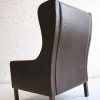 Borge Morgensen Leather Lounge Chair 4