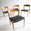 Danish Chairs by Niels O. Møller for J.L. Møllers Møbelfabrik1