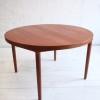 Danish Teak Dining Table by Harry Ostergaard for Randers Mobelfabrik