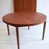 Danish Teak Dining Table by Harry Ostergaard for Randers Mobelfabrik1