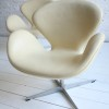 Swan Chairs by Arne Jacobsen for Fritz Hansen