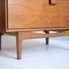 Teak Chest of Drawers Designed by Ib Kofod Larsen in 1963 for the G-Plan 3