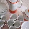Thomas Tea and Coffee Set – Orange
