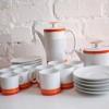 Thomas Tea and Coffee Set – Orange 2