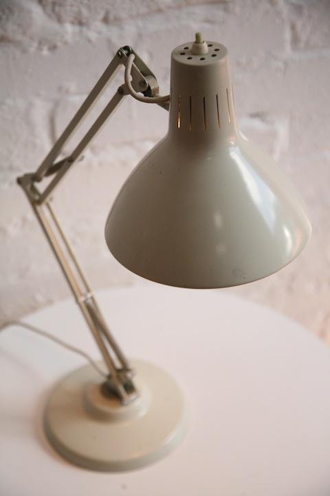 Vintage 1960s Norwegian Desk Lamp 1