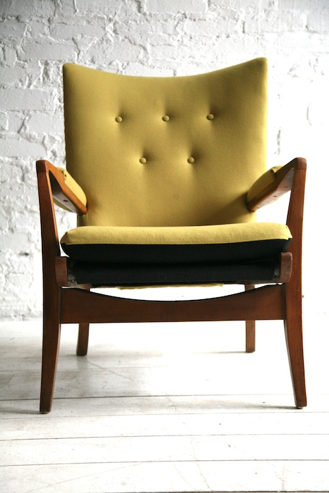 1950s Parker Knoll Armchair1