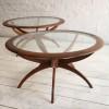 G Plan Teak Spider Coffee Tables