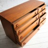Teak Chest of Drawers by Stag 1